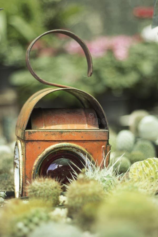 Linterna del vintage foto de archivo libre de regalías