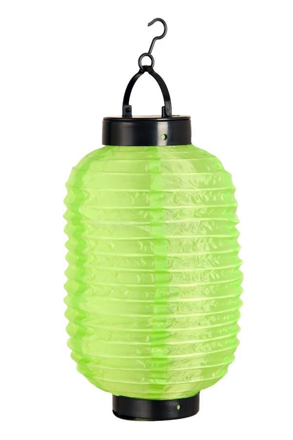 Linterna verde fotografía de archivo libre de regalías