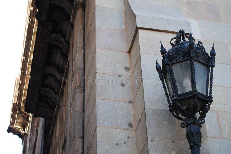 Linterna vieja, España fotos de archivo