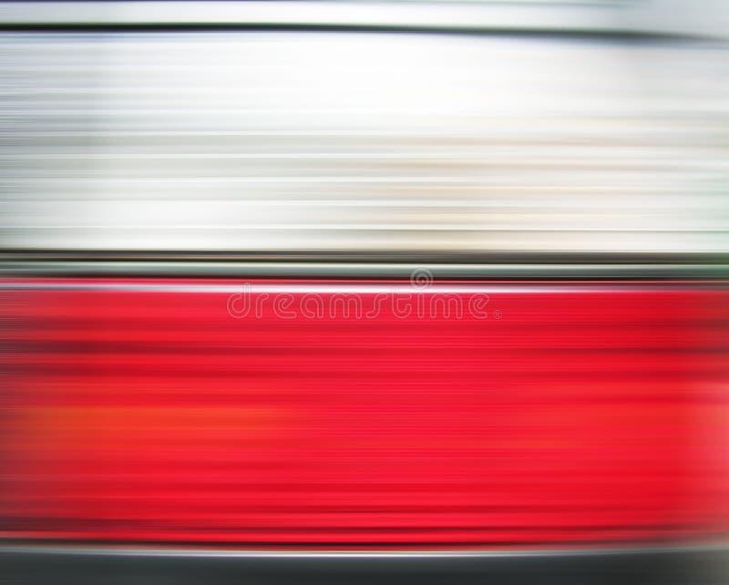 Linternas abstractas del coche ilustración del vector