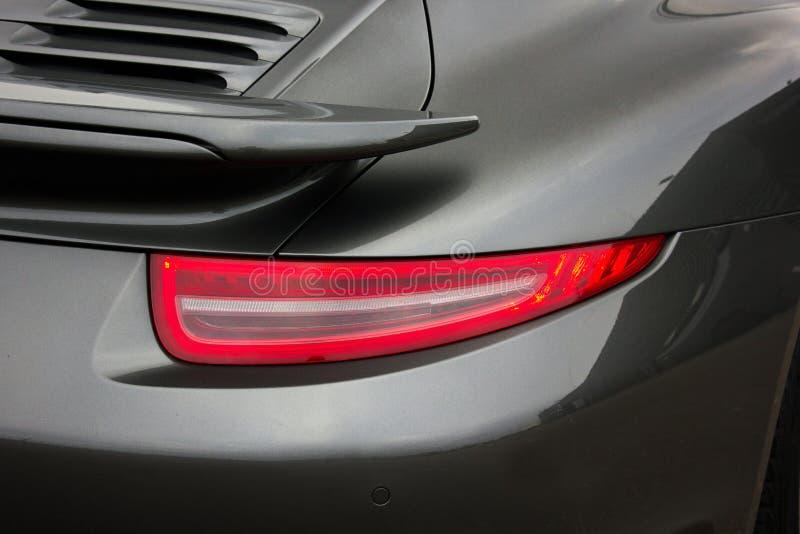 Linternas del coche Linternas de lujo imágenes de archivo libres de regalías