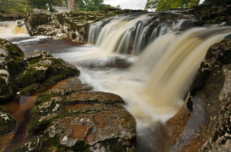 Linton Falls arkivfoto