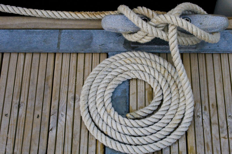 liny żeglując obrazy royalty free