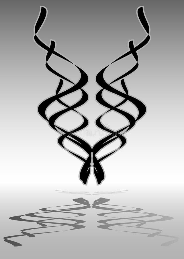 liny royalty ilustracja