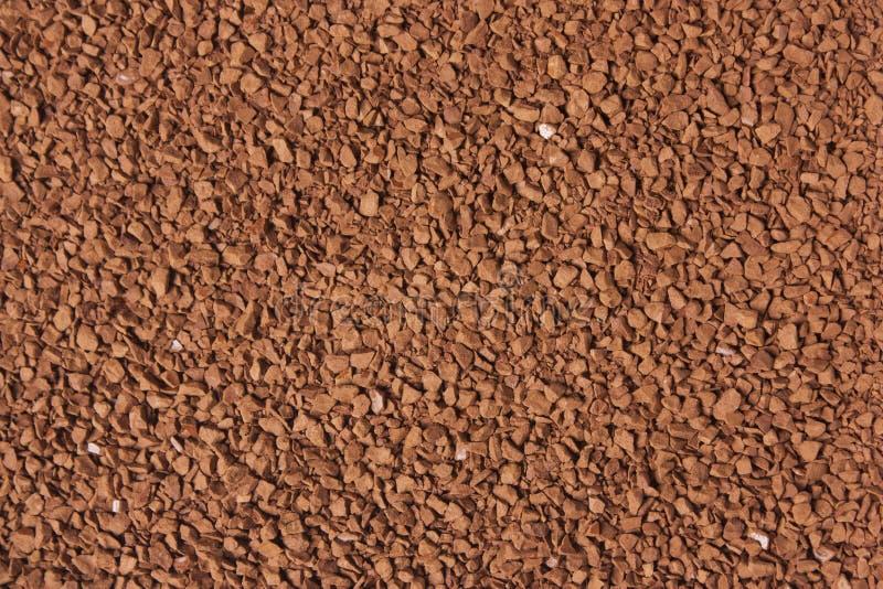 Liofilizująca Kawa Zdjęcie Stock