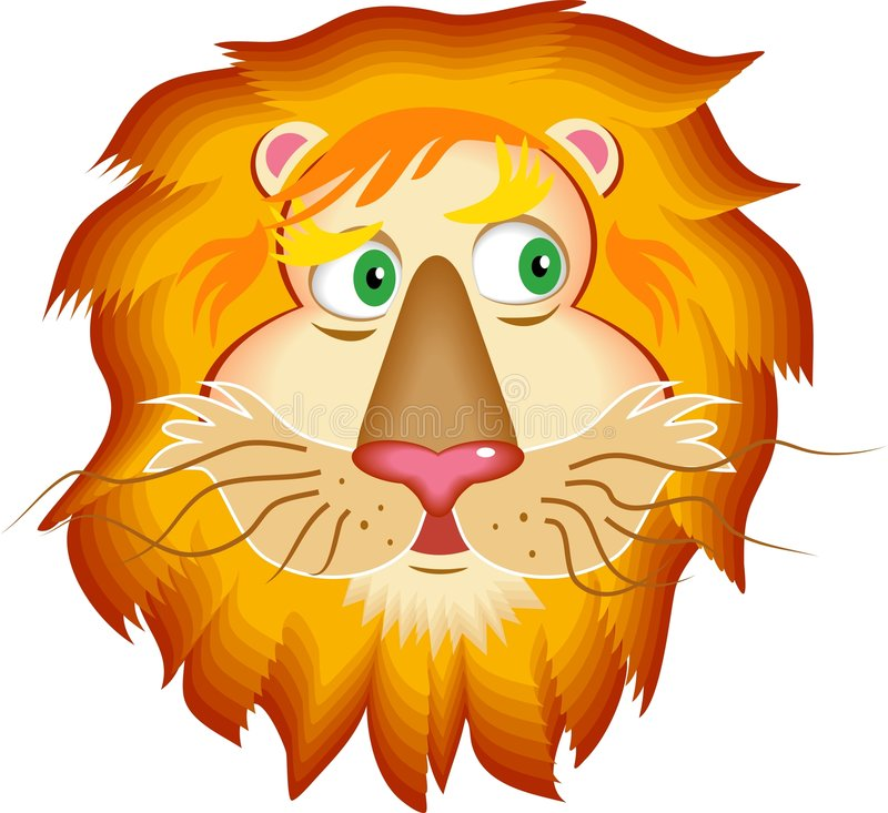 Download Lion stock vector. Illustration of nature, cats, lions, illustrations - 43016
