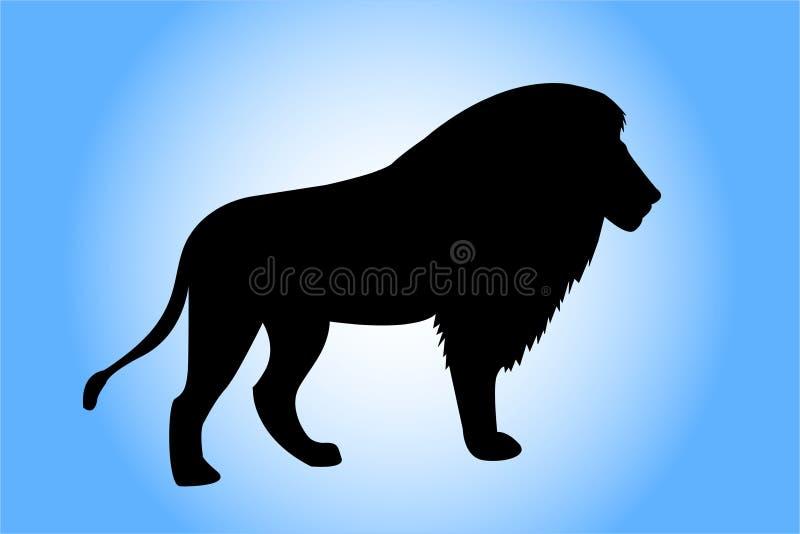 Download Lion illustration stock. Illustration du grand, sauvage - 729354