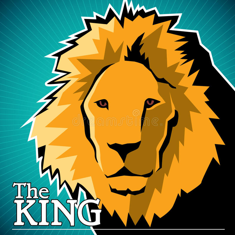 Download Lion Banner. Stock Photos - Image: 17756273