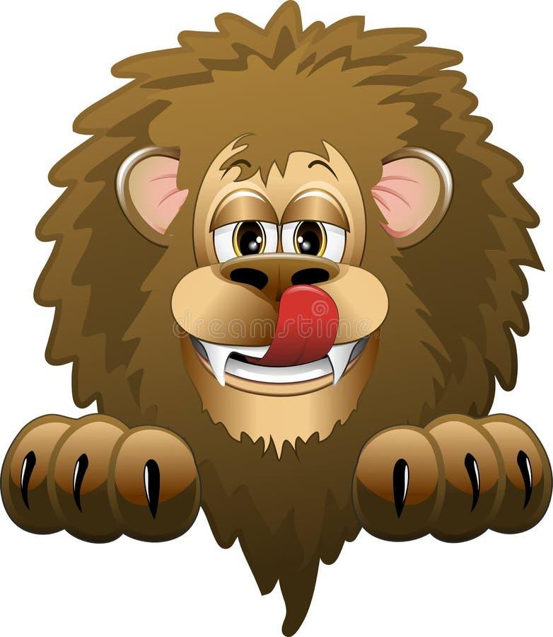 Free Lion Cartoon Stock Photos - 19322673