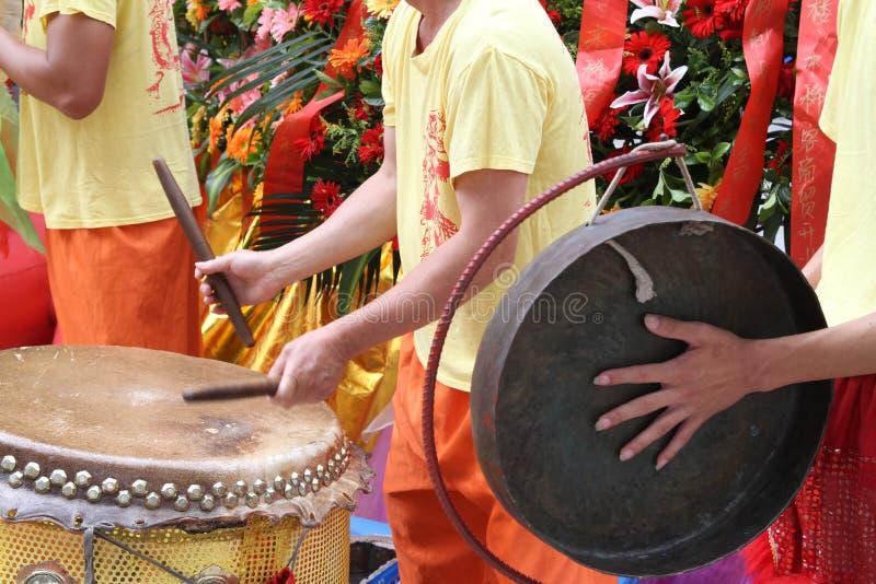 Lion Dance photos libres de droits