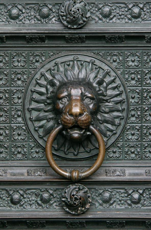 Lion de Cologne photos libres de droits