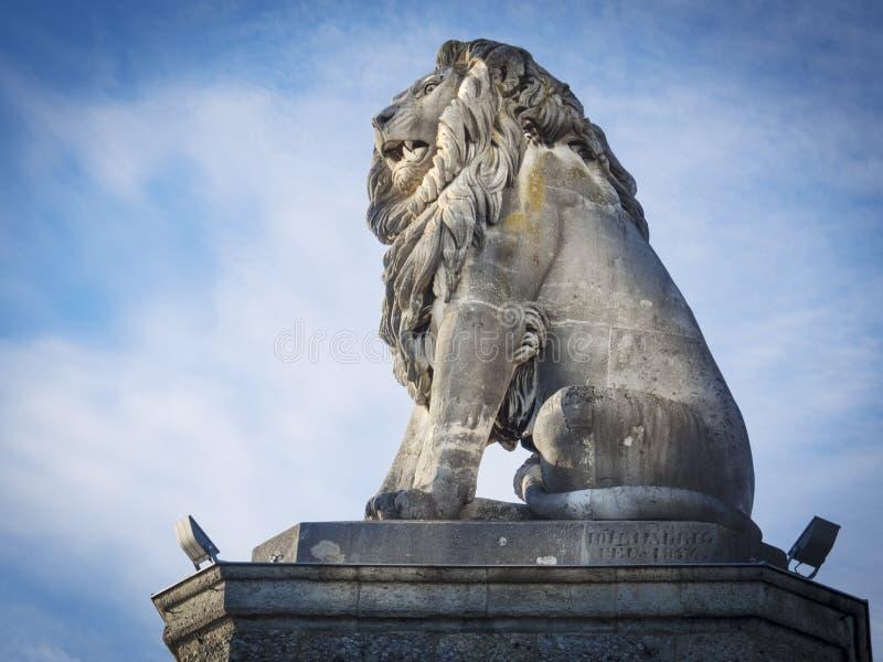 Lion de constance images libres de droits