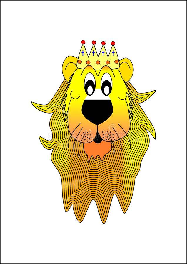 Download Lion-king Of Beasts Royalty Free Stock Photo - Image: 13109095