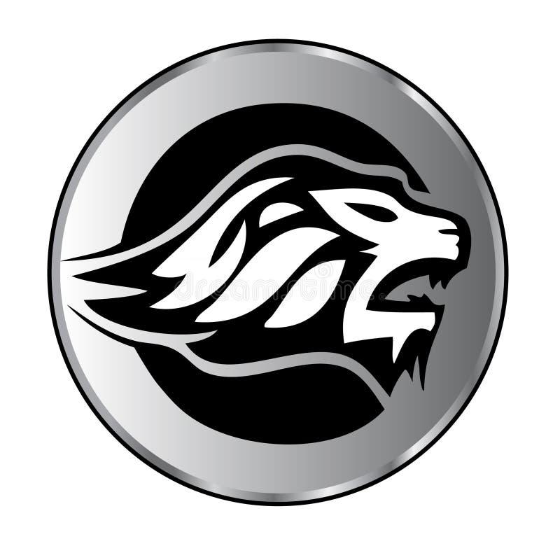 Download Lion Logo Royalty Free Stock Image - Image: 22984256