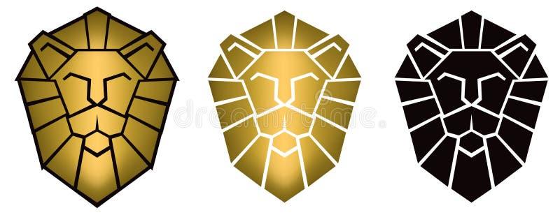 Lion Logo vector illustratie