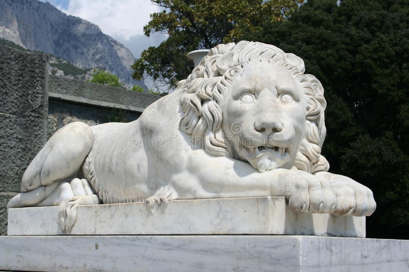 Download Lion Statue Stock Images - Image: 26260654
