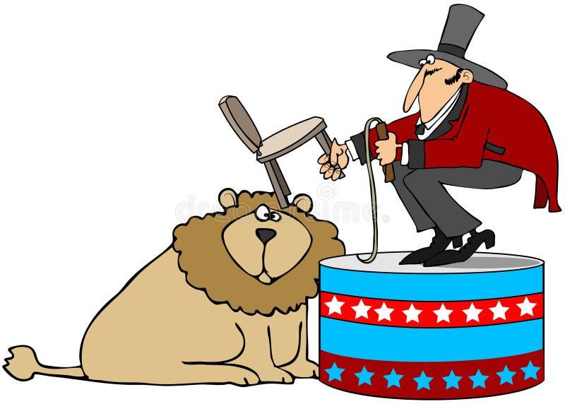 Download Lion Tamer Royalty Free Stock Image - Image: 32507426