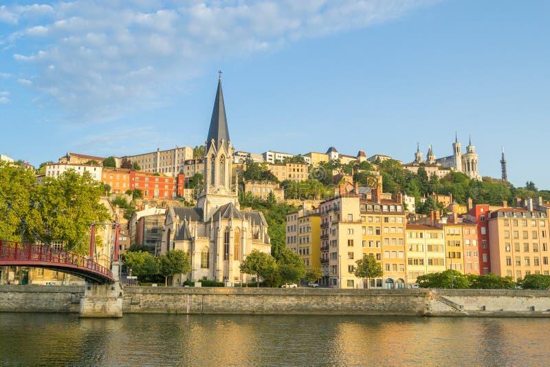 Lione, Francia fotografie stock libere da diritti