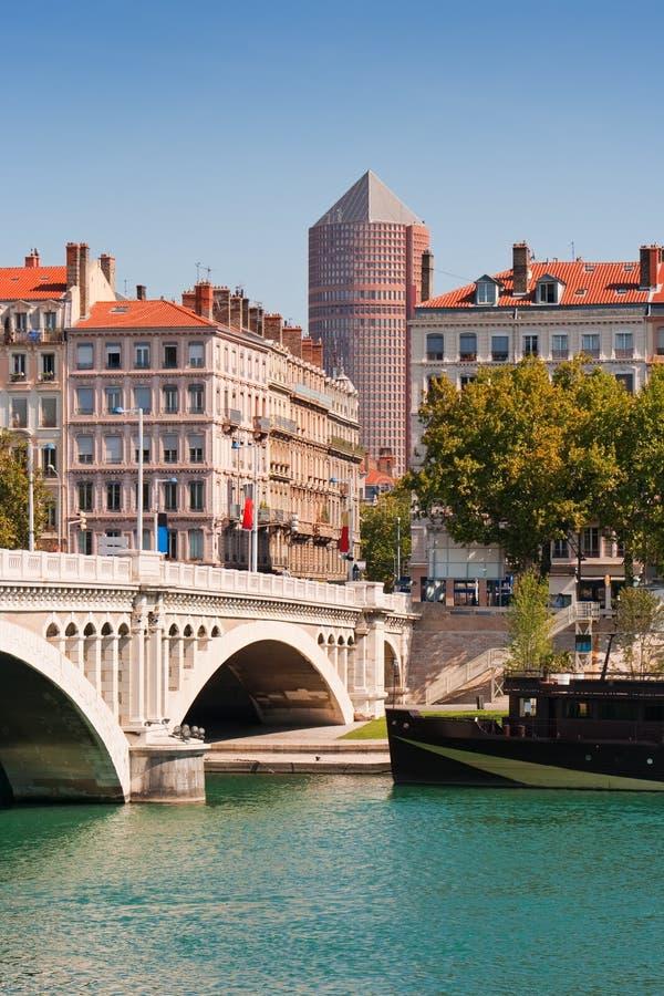 Lione, Francia immagini stock