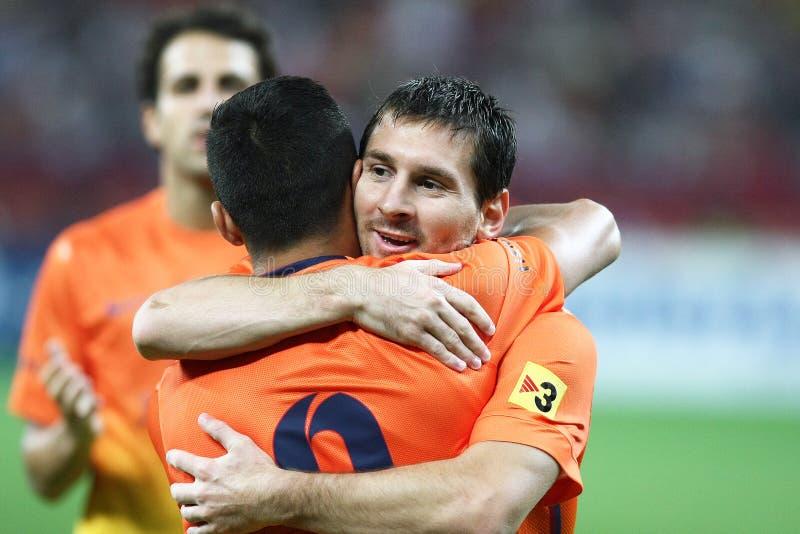 Lionel Andres Messi fotografie stock