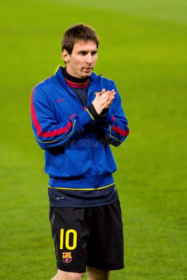 Lionel Messi fotos de stock