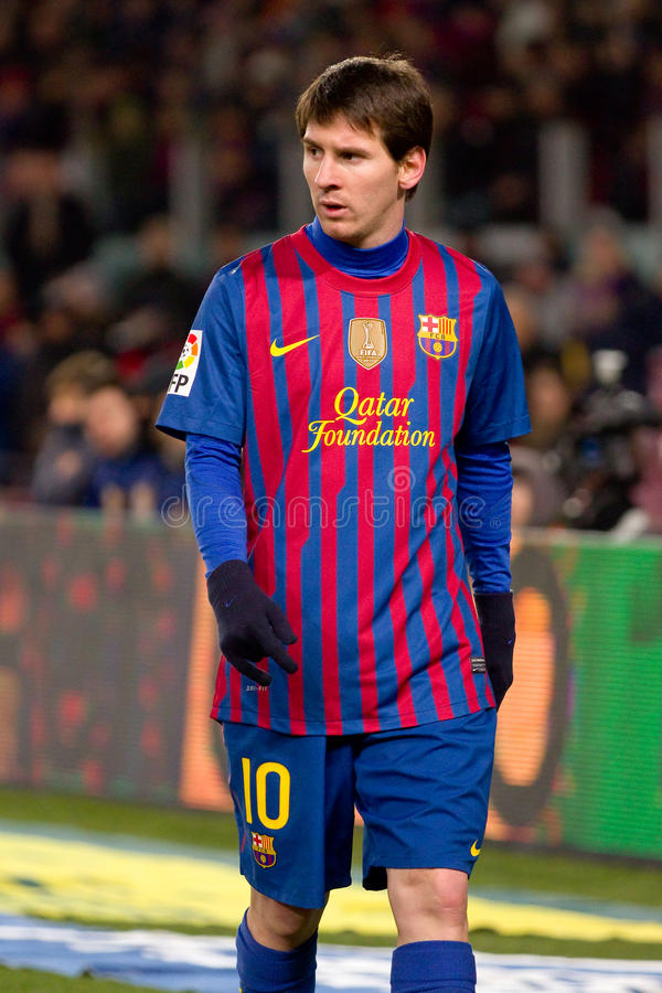 Lionel Messi fotos de stock royalty free