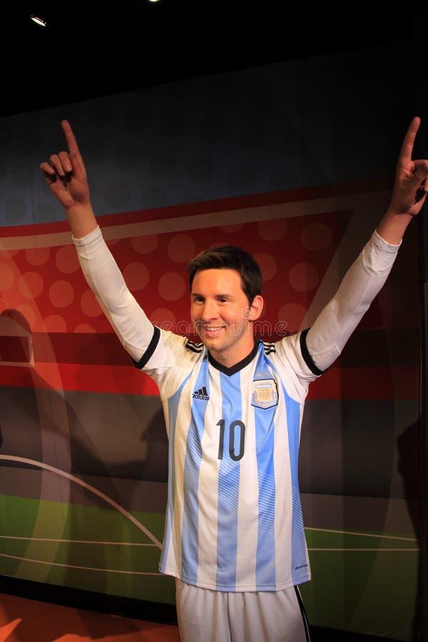 Lionel Messi photo libre de droits