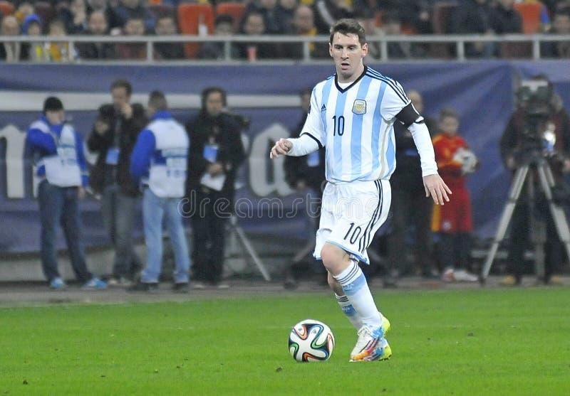 Lionel Messi zdjęcia stock