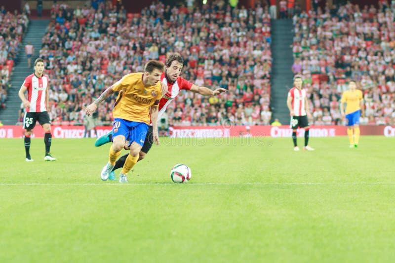 Lionel Messi photos libres de droits