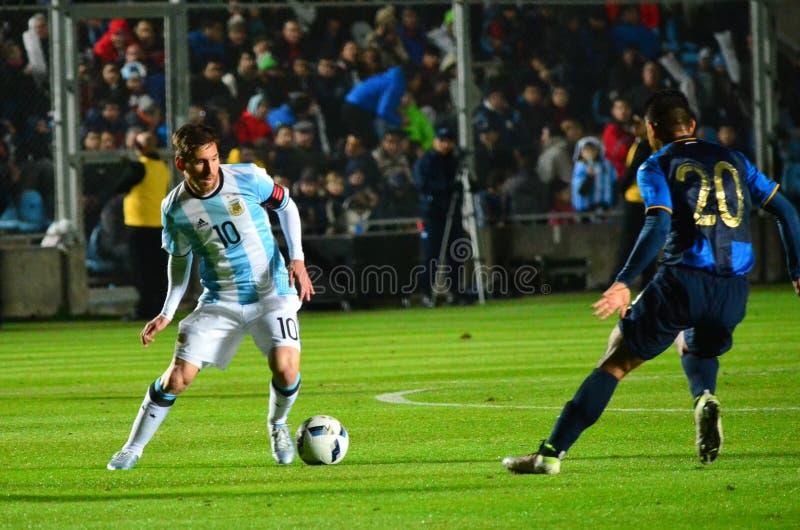 Lionel Messi image stock