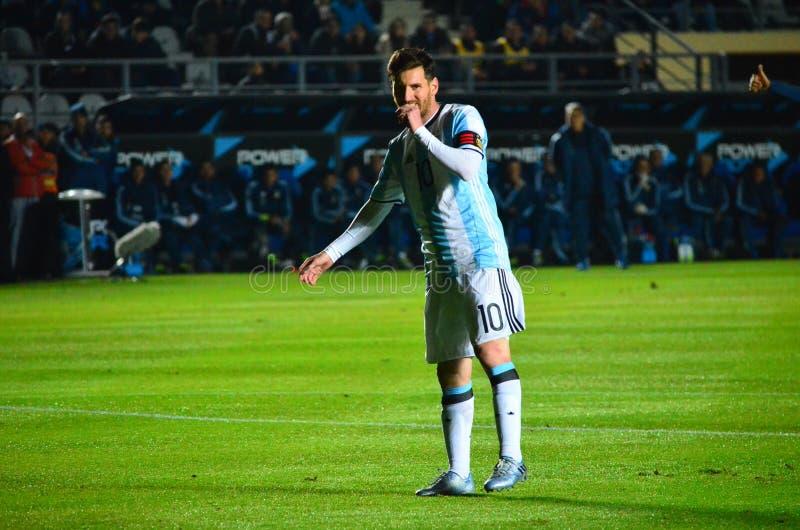 Lionel Messi photos stock