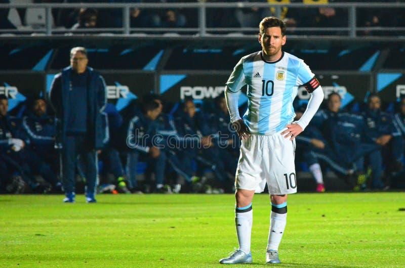 Lionel Messi fotos de archivo