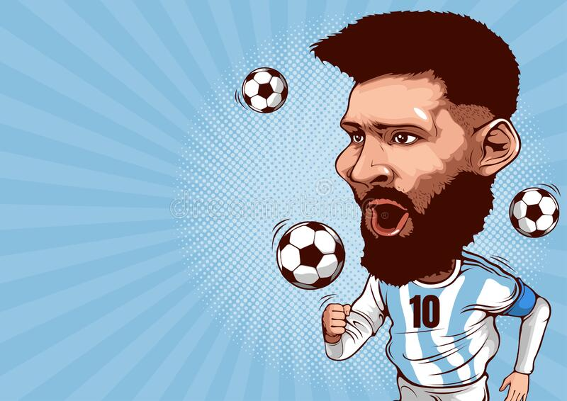 Messi Stock Illustrations 168 Messi Stock Illustrations Vectors Clipart Dreamstime