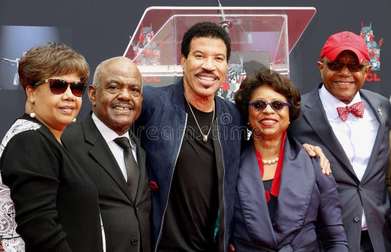 Lionel Richie photo libre de droits