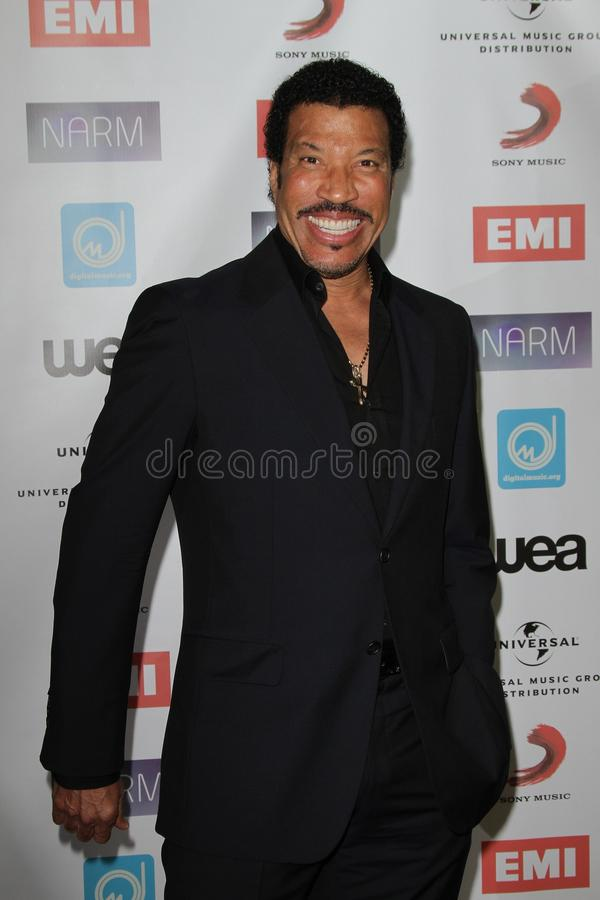 Download Lionel Richie Editorial Stock Photo - Image: 25254608