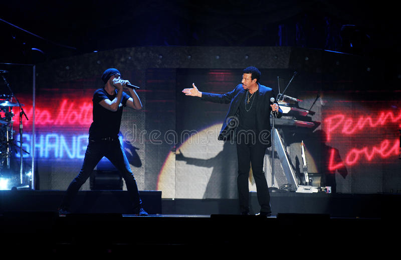 Download Lionel Richie editorial photography. Image of american - 27308447