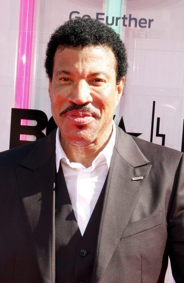 Lionel Richie royaltyfria foton