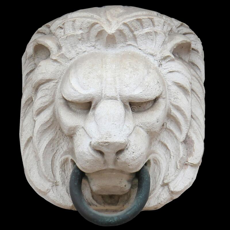 lionhead2 photo libre de droits