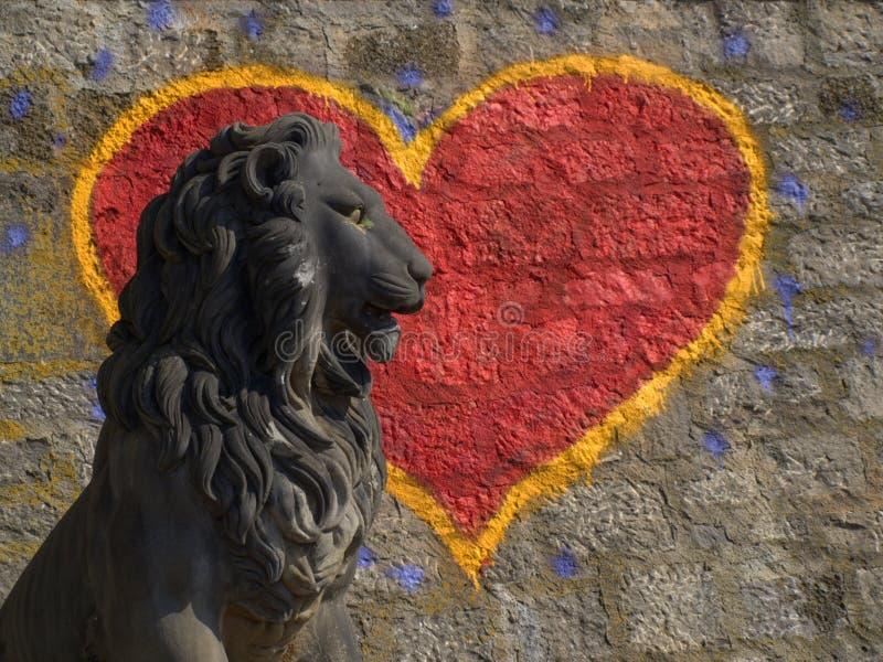 Lionheart стоковые изображения