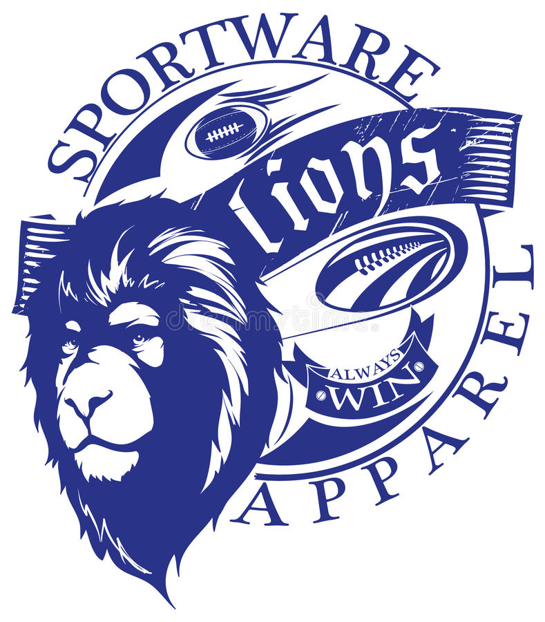 Lions Always Win Stock Photos