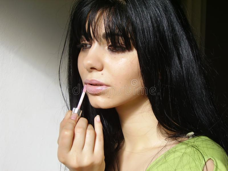 Lip Gloss Free Stock Photo