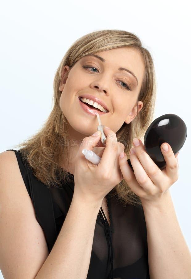 Download Lip glow stock image. Image of charm, girl, comfort, health - 1031221