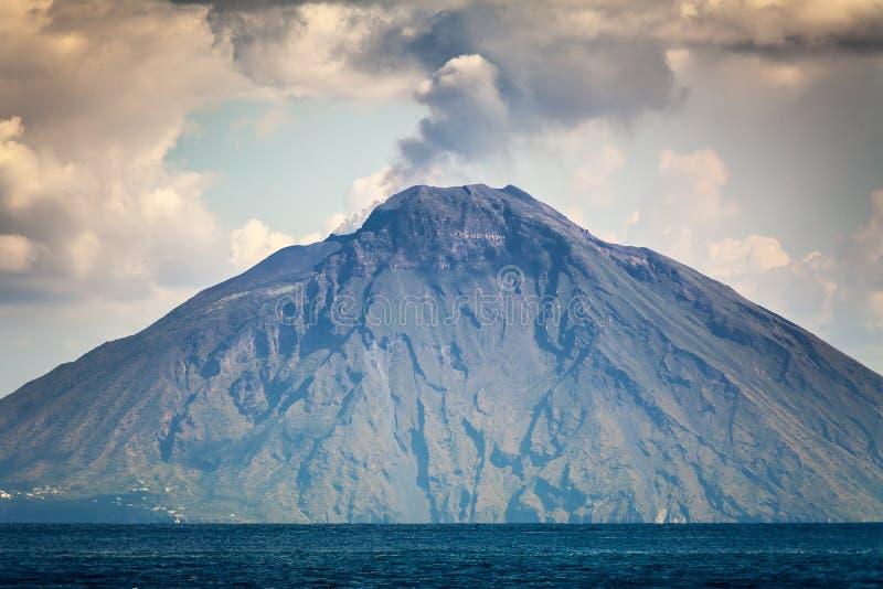 Lipari-Inseln stockfoto