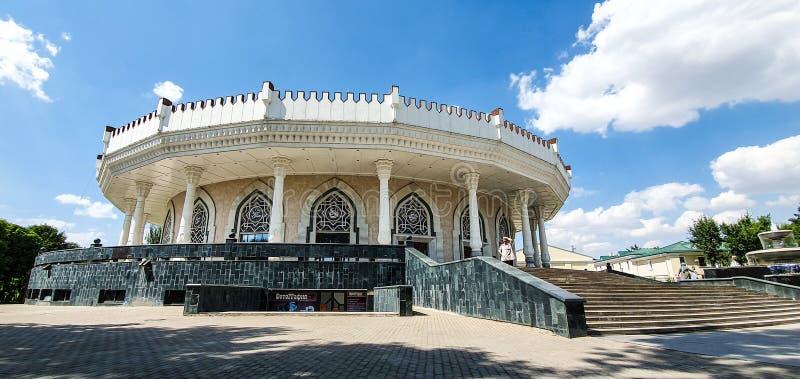 Lipiec 2019, Uzbekistan, Tashkent Stanu muzeum Timurid muzeum w Tashkent fotografia stock