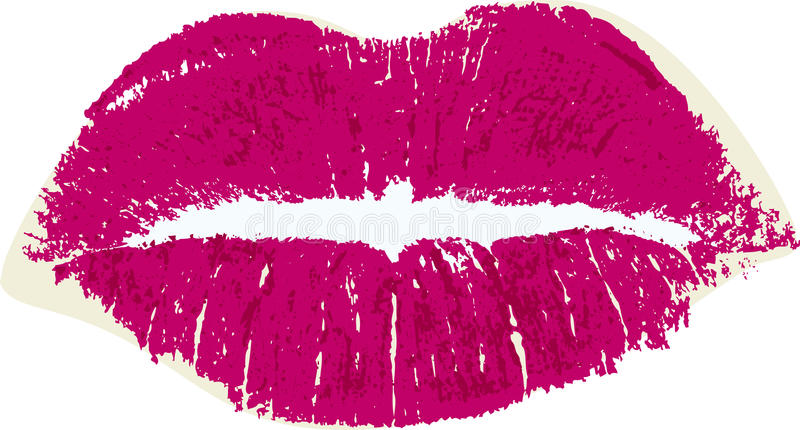 Lippen vector illustratie