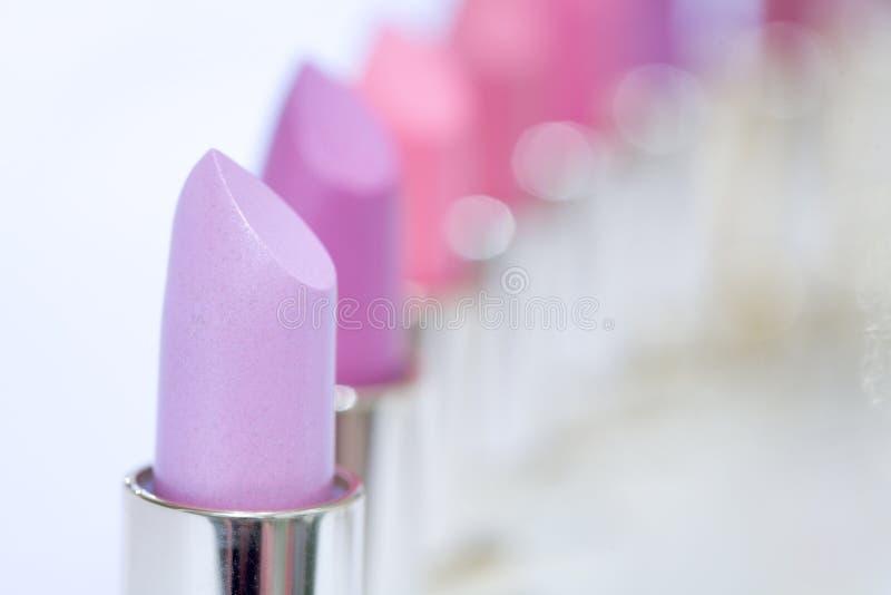 Lippenstiften royalty-vrije stock fotografie