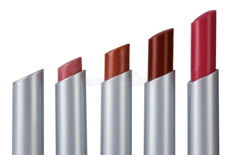 Lippenstiften royalty-vrije stock foto's