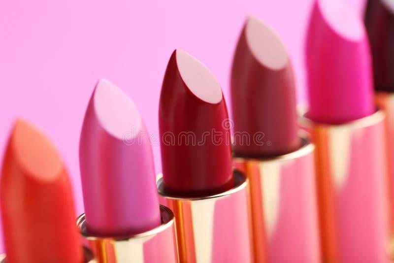 lippenstiften royalty-vrije stock foto