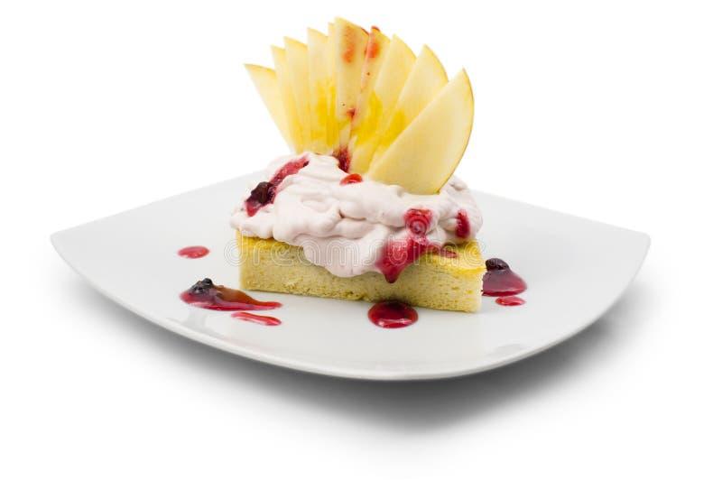Lippovan Dessert Royalty Free Stock Photography