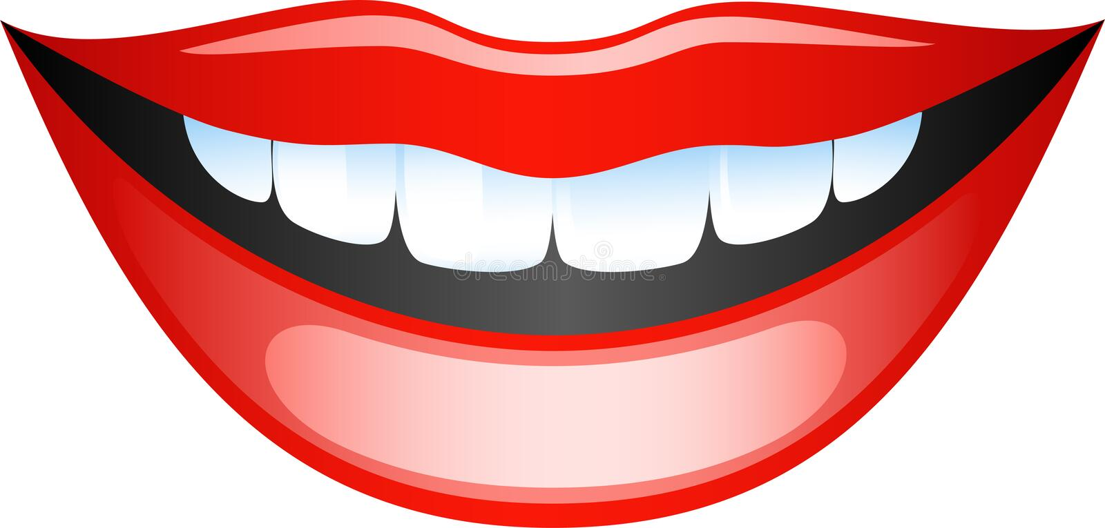 Lips vector illustration